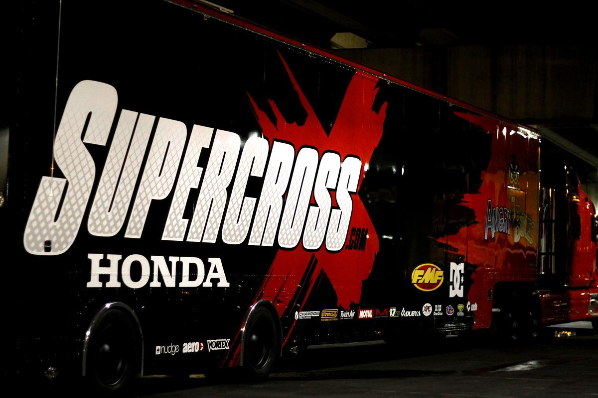 Supercross.com Honda