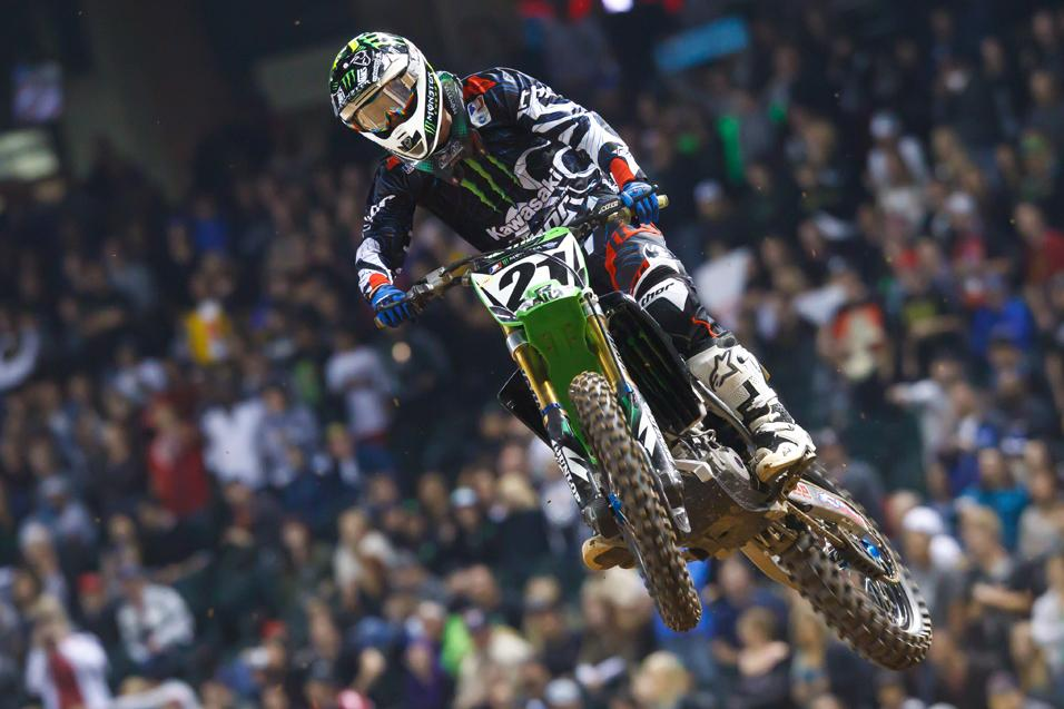<strong>Going for the W:</strong> Jake Weimer