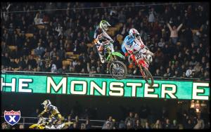 Jake Weimer and Chad Reed