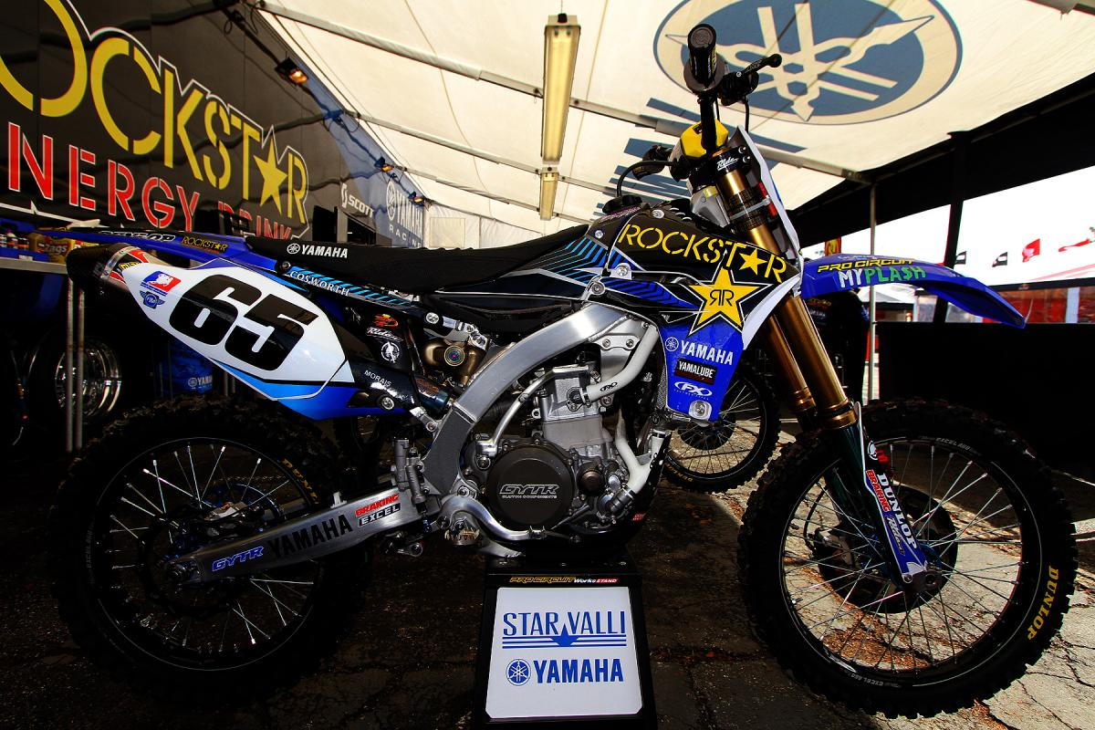 Ryan Morais' bike