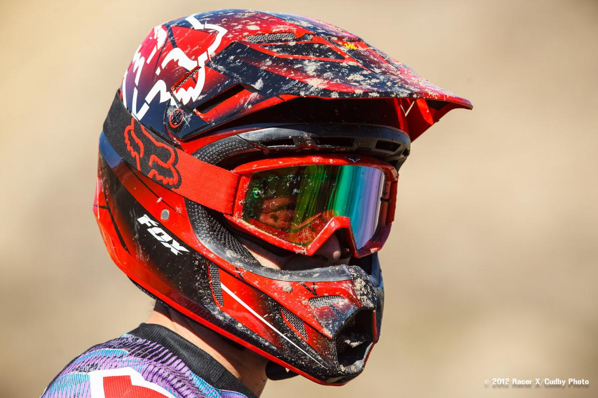 Jeff Emig- V4 helmet available April 1st