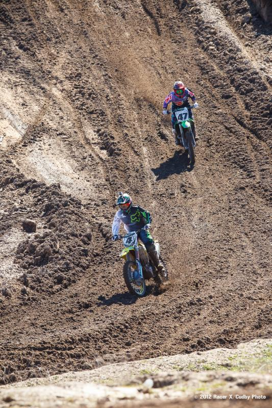 RC and Emig do battle