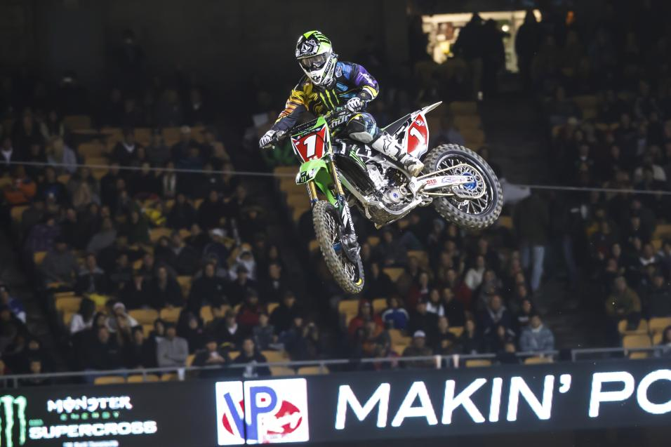 Going for<br /> the W: Ryan Villopoto
