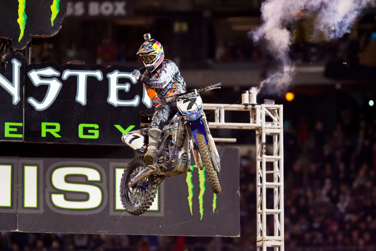 James Stewart wins Oakland.