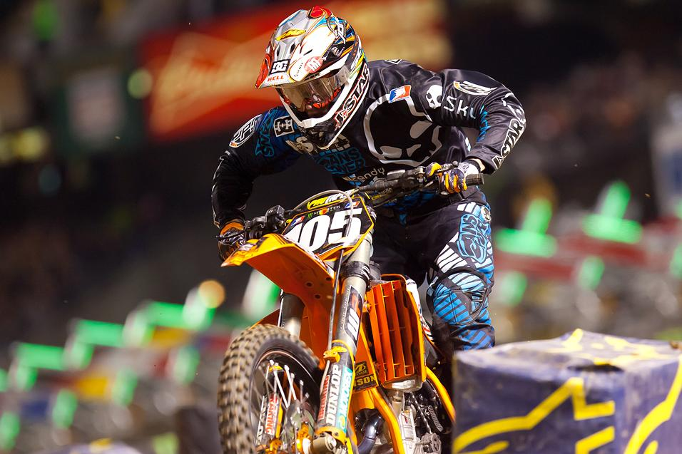 Racer X Notebook: Oakland
