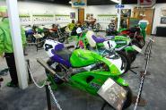 Racer X Films:  Kawasaki Museum