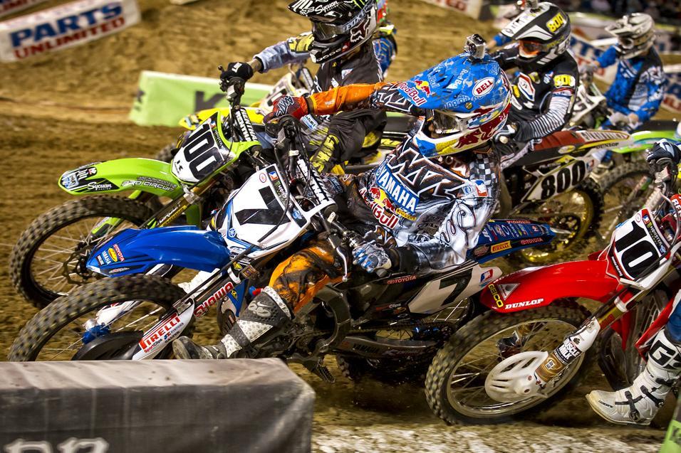 BTOSports.com Racer X  Podcast: Oakland
