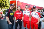 Honda 2012 Team Day Gallery