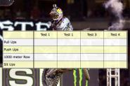 Standardized Fitness Test - Motocross Specific