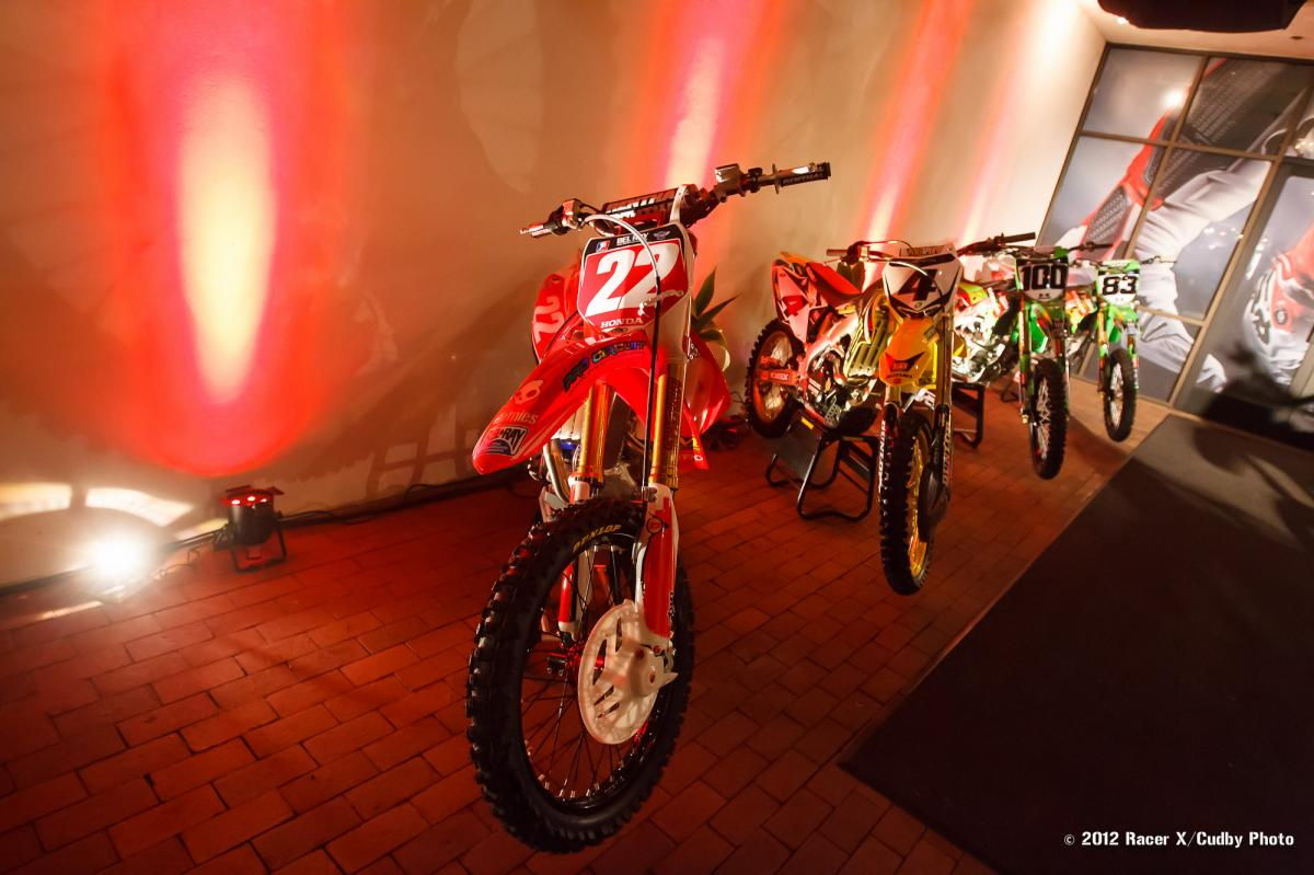 Fox rider's bikes