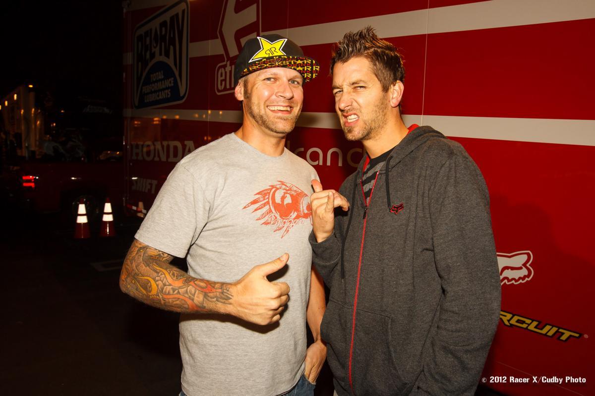 James and Lars