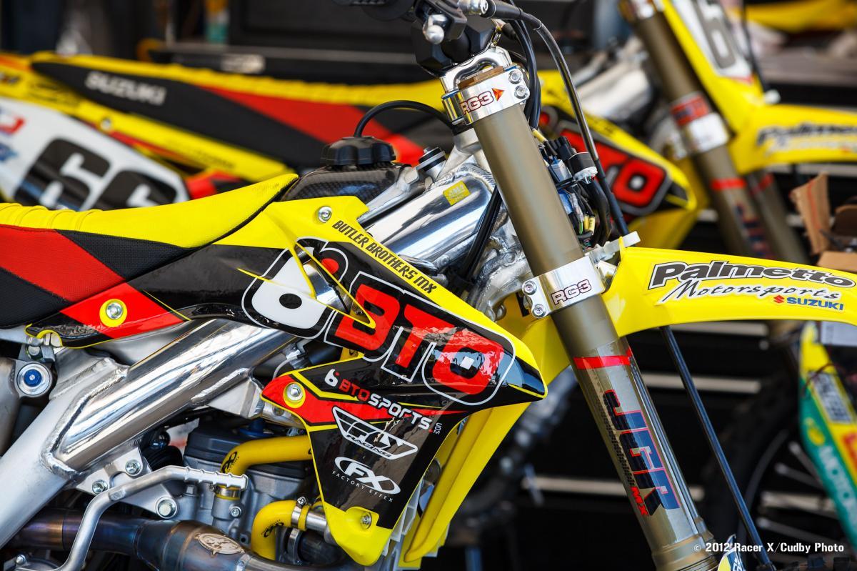 The BTO bikes