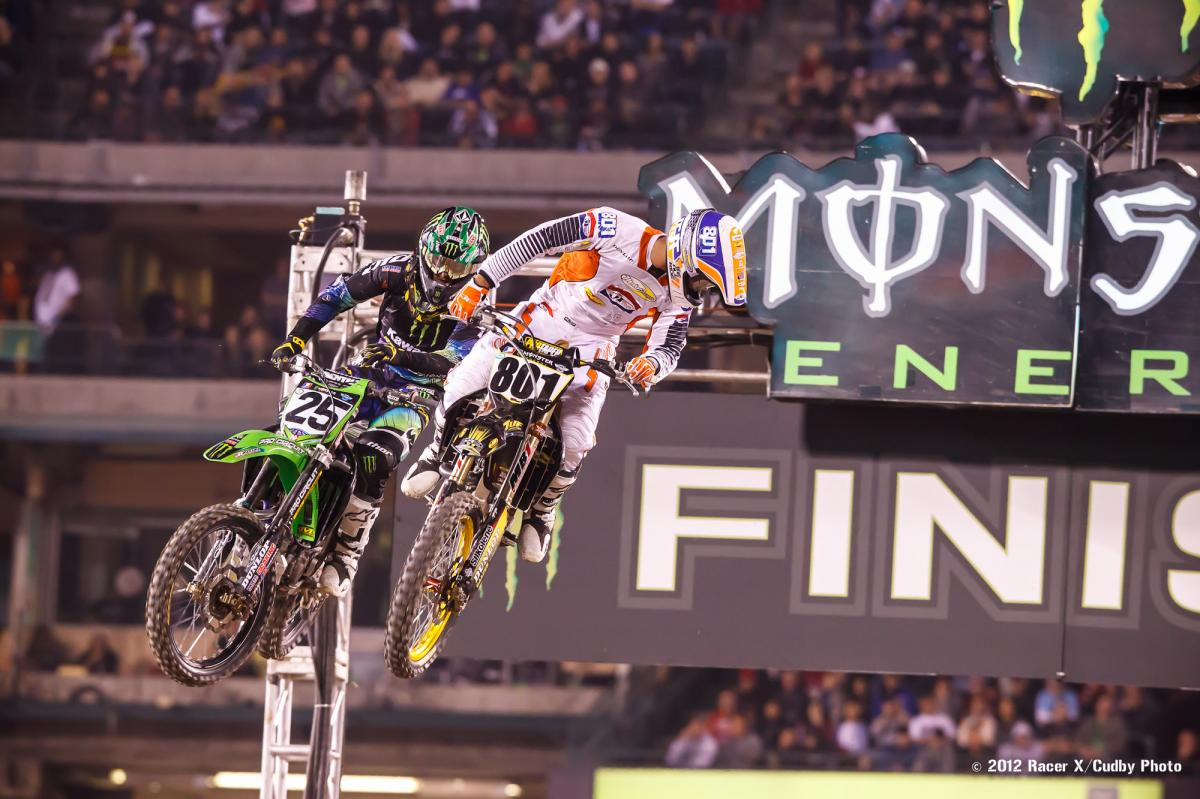 Broc Tickle and Jeff Alessi