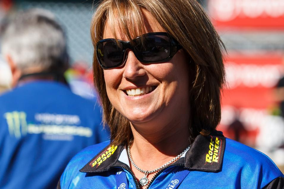 Between the Motos: Christina Denney