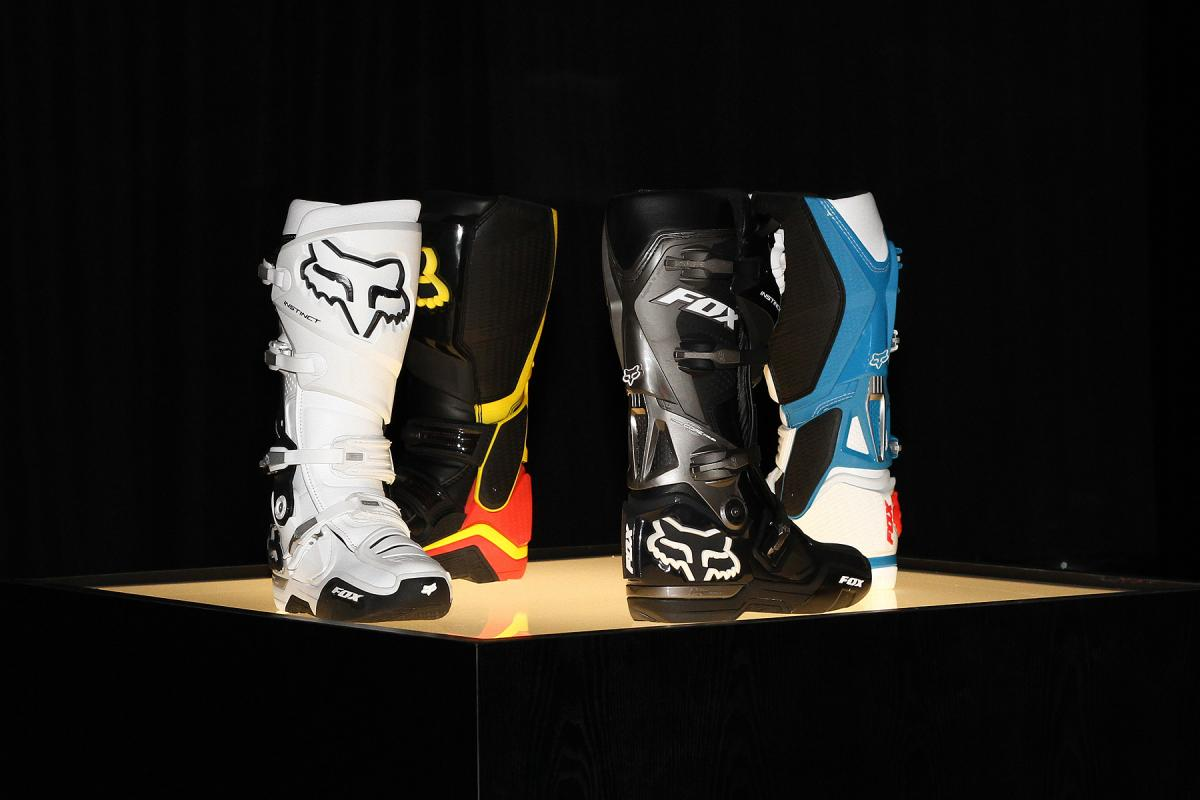 The new Fox Instinct boot