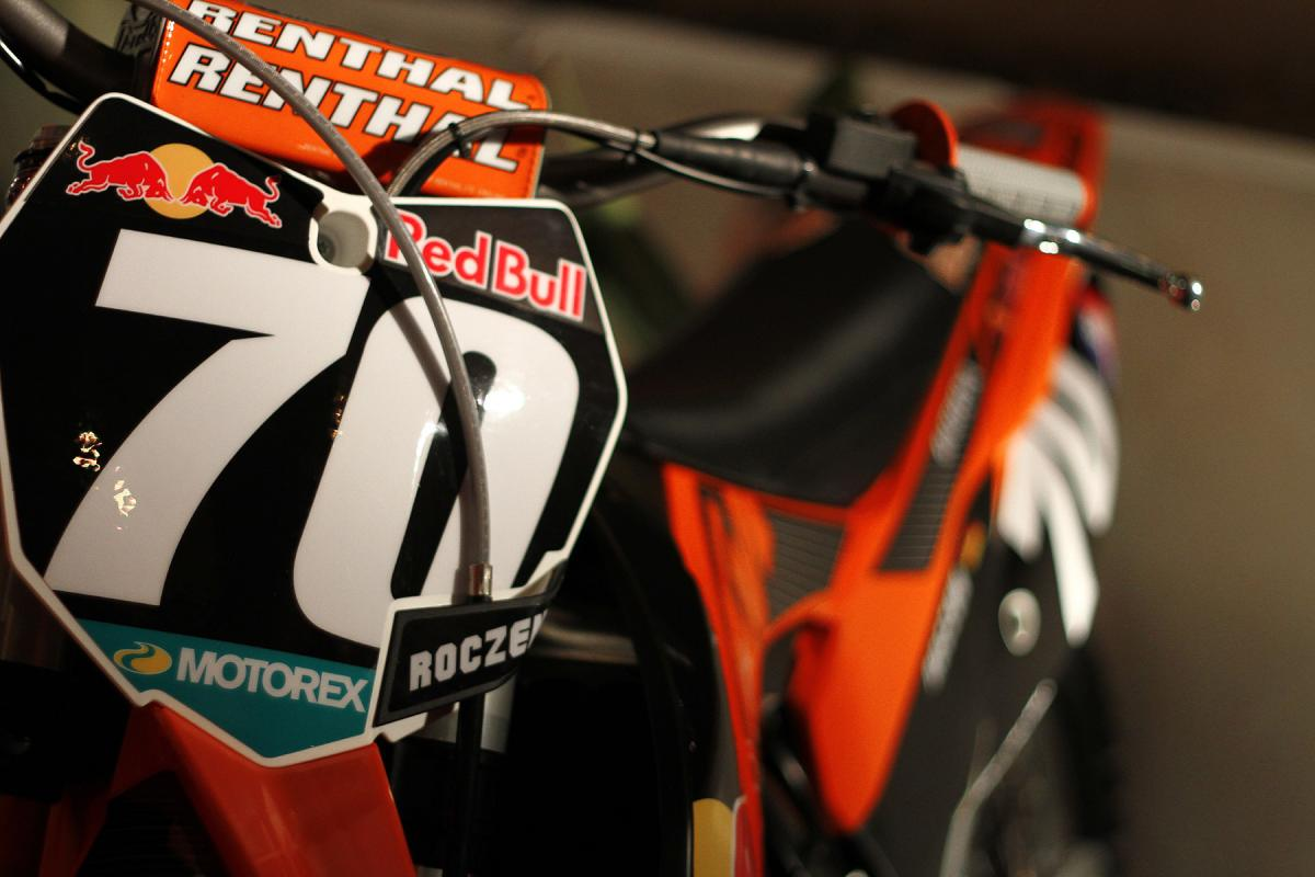 Ken Roczen will be coming to a track near you