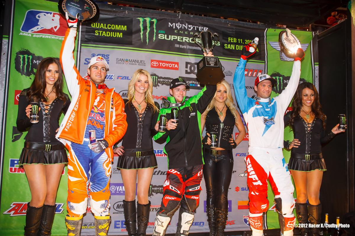 Dungey, Villopoto, Reed