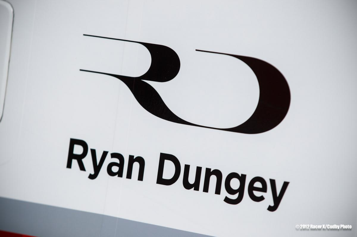 Ryan Dungey's cool logo