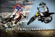 Racer X Films: Roczen and Hart MX vs. MTB