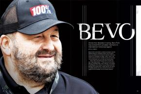 Once the face of Scott USA in the pits, Bevo Forti has been an ever-present friend and mentor for four decades. Now he's helping a new (old) company in its return to racing. Page 184.