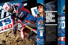 After two long, disappointing years on the Grand Prix circuit, 20-year-old Michael Leib is back home and ready to make his mark in American racing. Page 214.