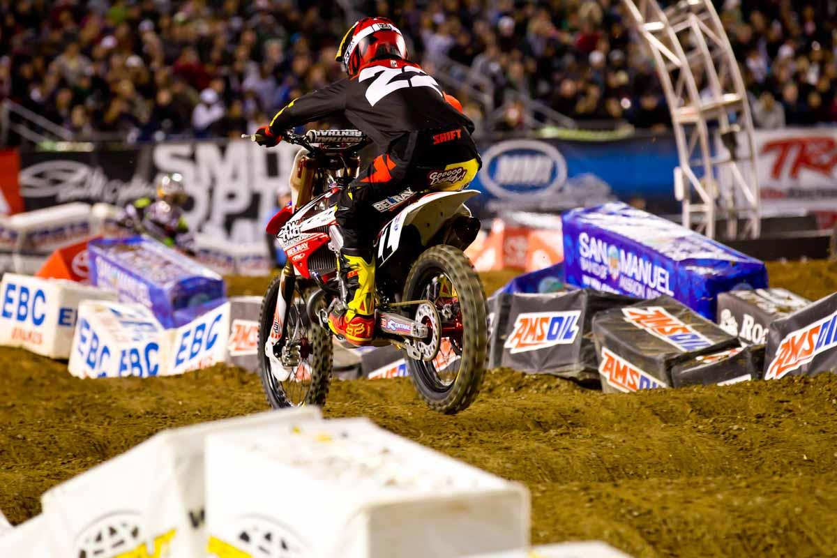Chad Reed // Matty Fran