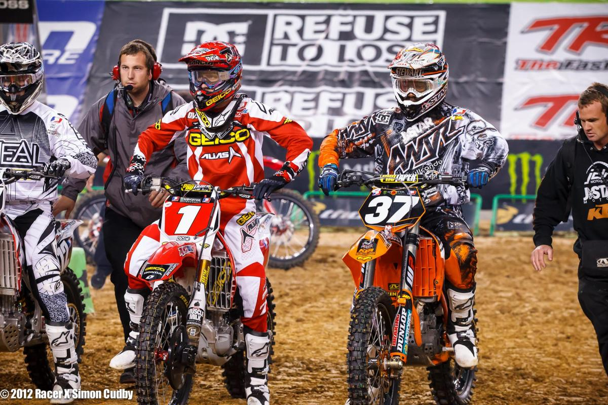 Barcia and Stewart