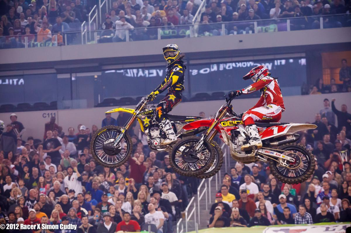 Wharton and Barcia