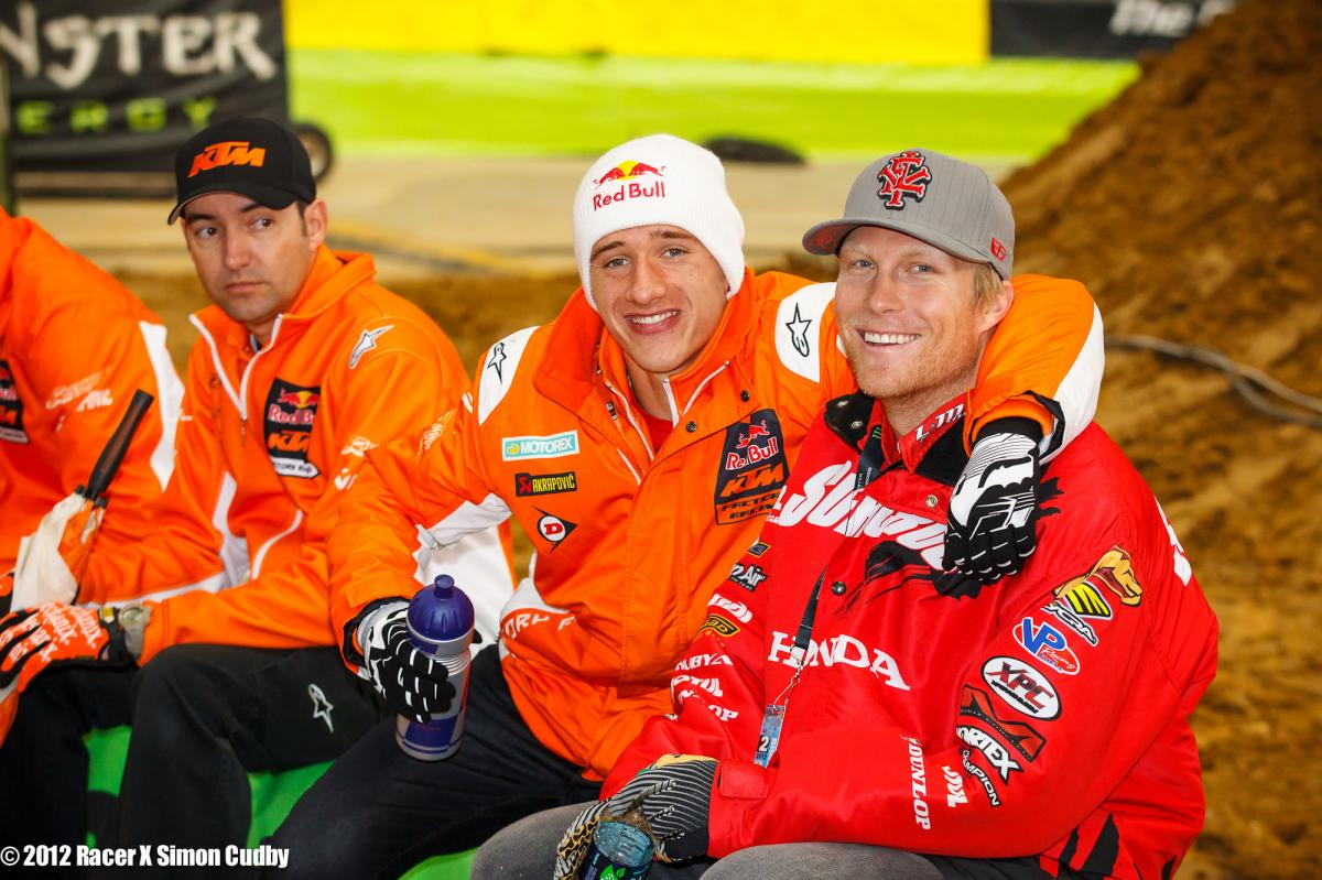 Roczen and Short