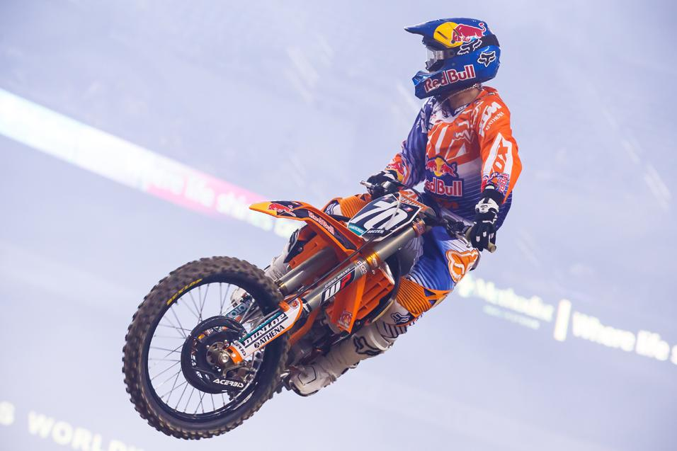Open Mic Part 2: Dungey, Bogle, Roczen, and more