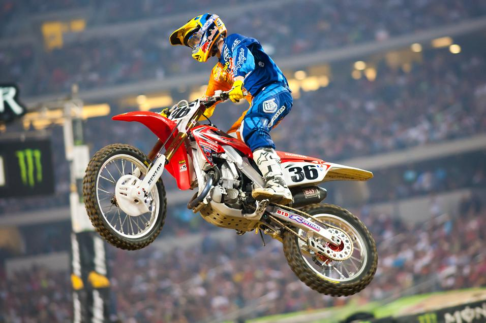 <strong>Between the Motos:</strong><br /> Cole Seely
