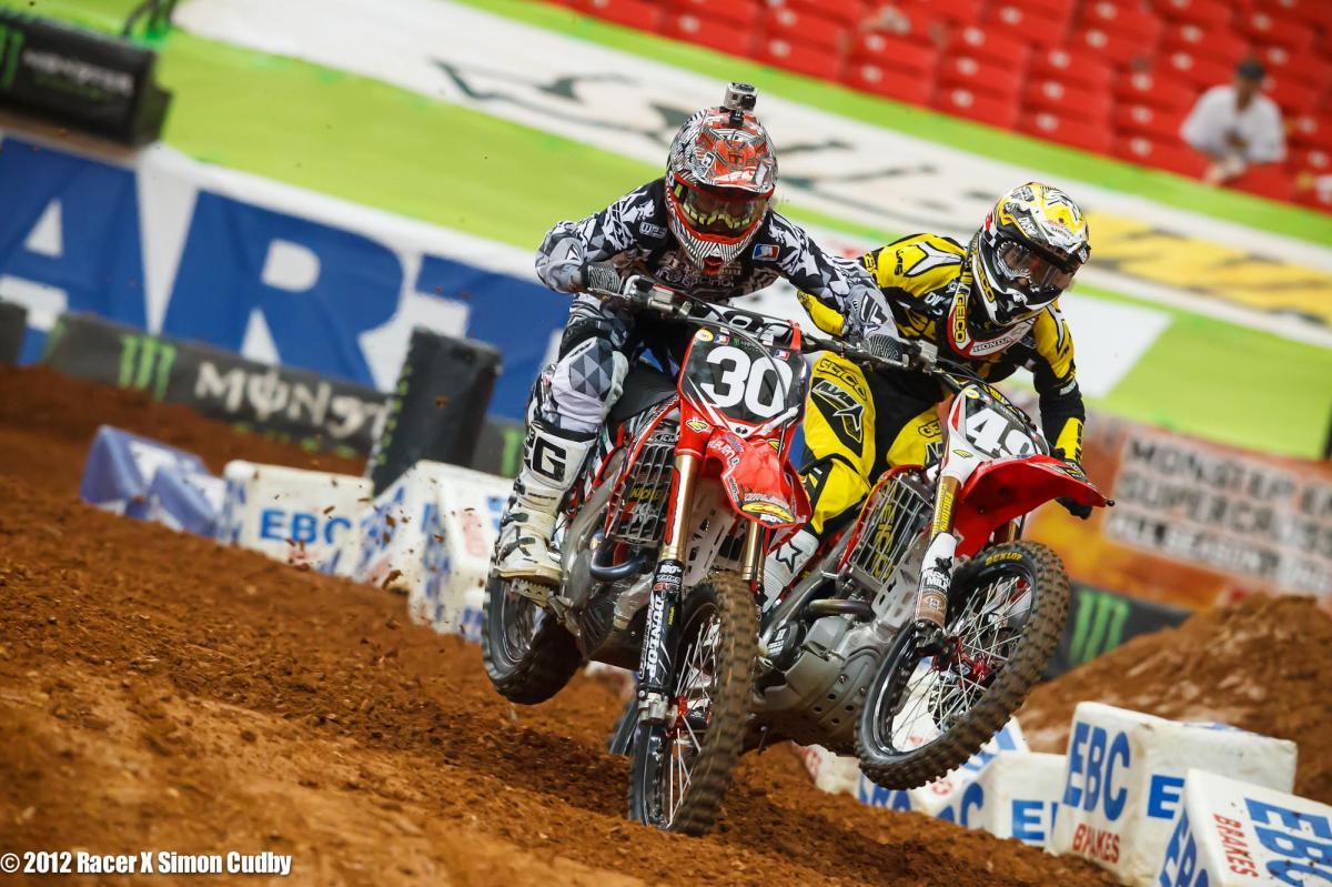 Alex Martin and Justin Bogle