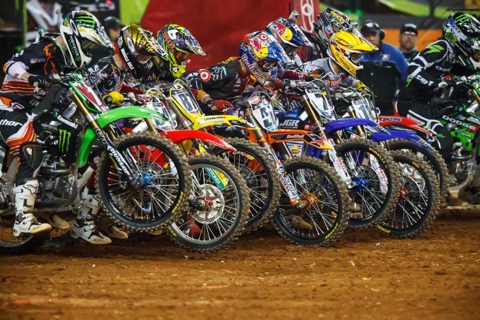 Racer X Race<br /> Report: Atlanta