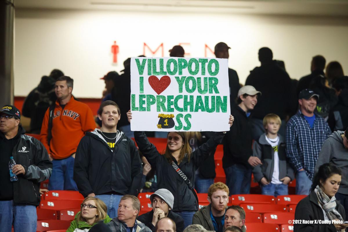 Villopoto fans