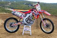 Racer X Tested: CRF270cc  Cylinder Works/Hot Cams/FMF
