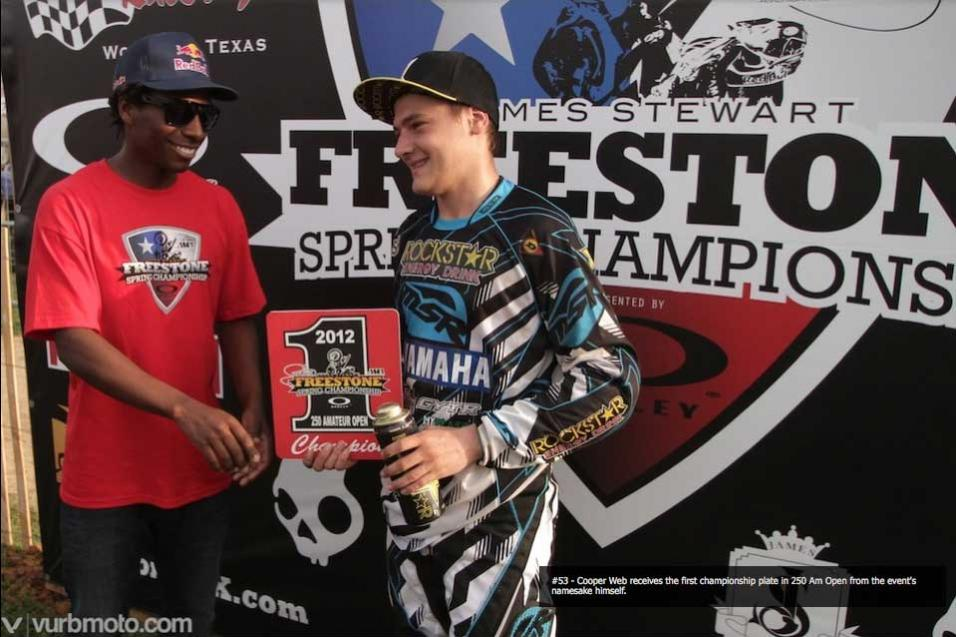 Star Valli Yamaha Rockstar Amateur Results - Freestone