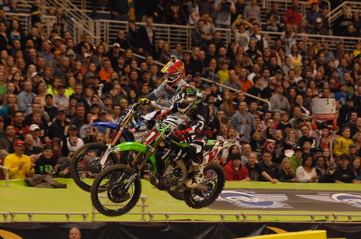 Millsaps and Villopoto