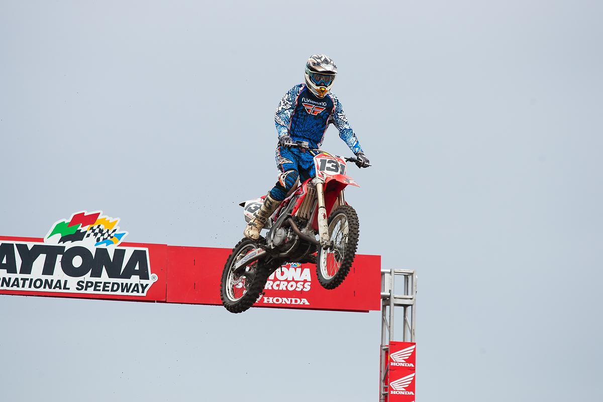 2012 Ricky Carmichael Amateur SX