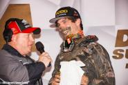 Open Mic:  Interviews from Daytona