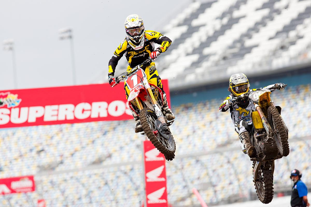 Barcia and Wharton
