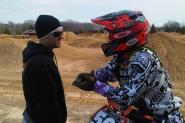 Between the Motos: SMS  Racing's Brian Storrie