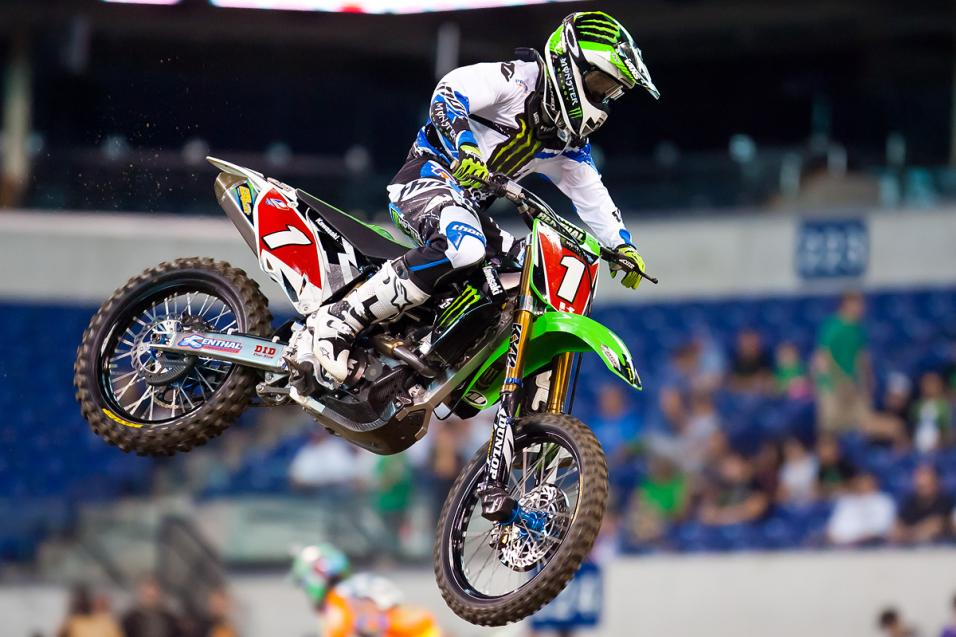 Indy SX Practice Gallery