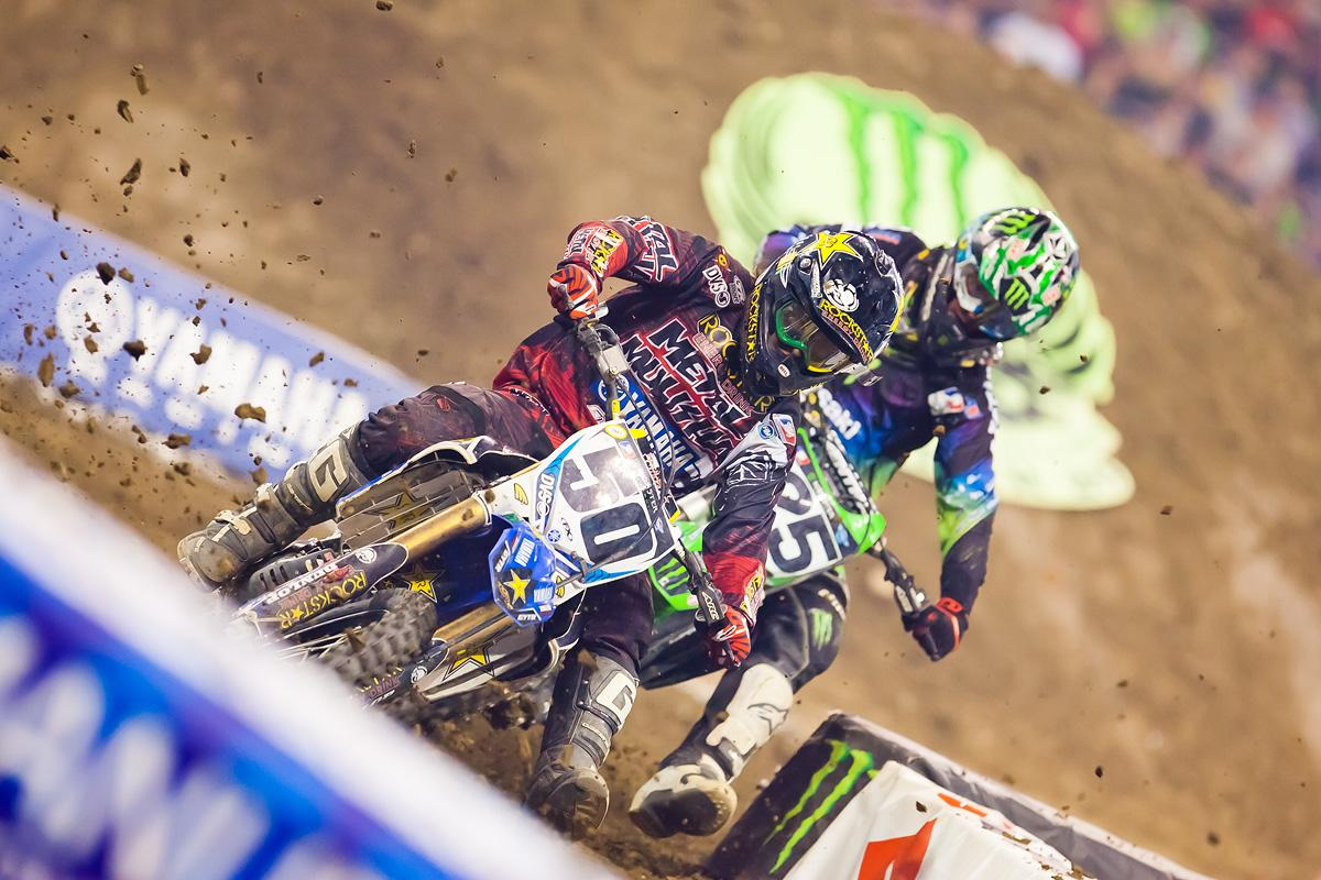 Nico Izzi & Broc Tickle
