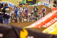 Racer X Rapid ReaXtion:  The Single File Restart