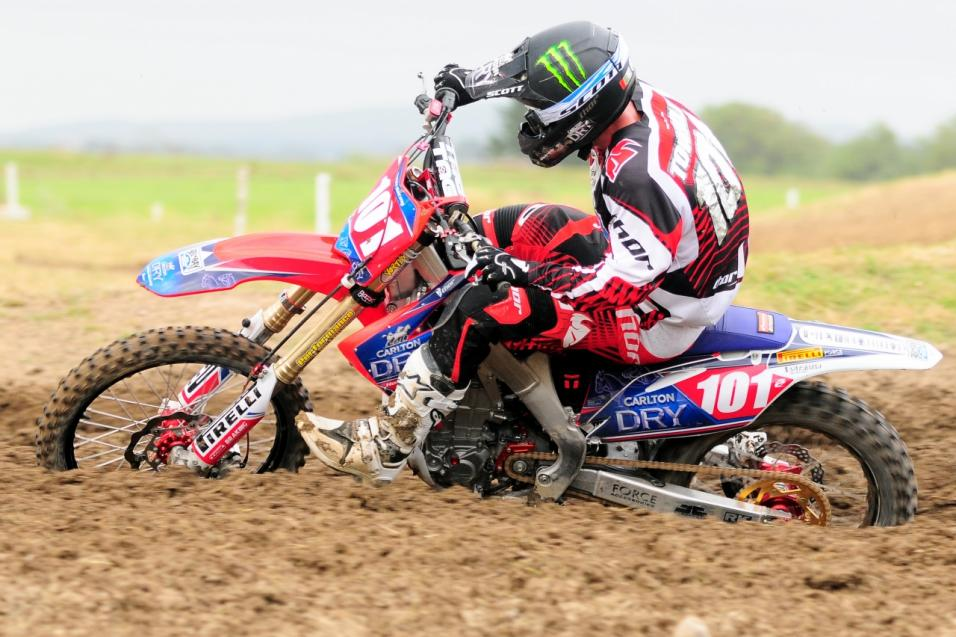 Racer X Rapid ReaXtion:  BT101 to TwoTwo