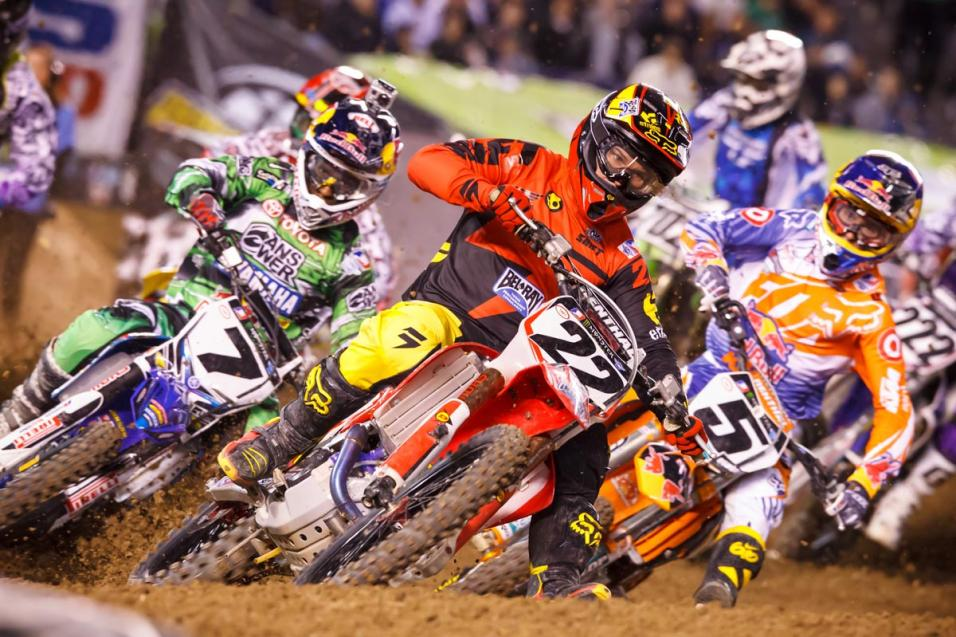 Racer X <strong>Redux:</strong><br /> The Injury Factor