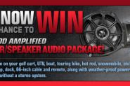TGI Freeday! Sweet Kicker Audio Prize Pack!