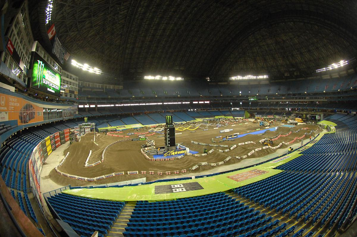 Toronto Track