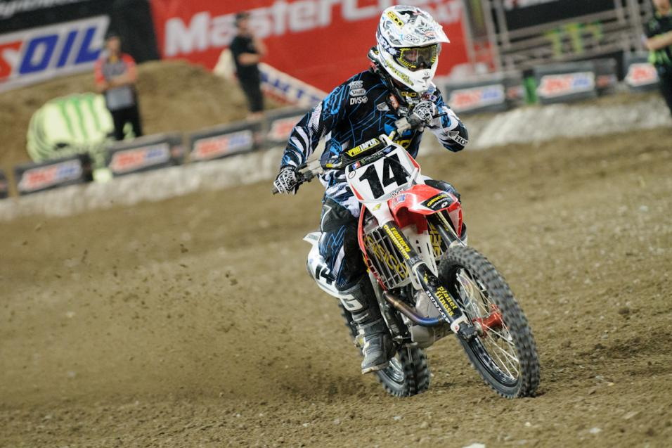 Racer X Outstanding<br /> Performance: Kevin Windham