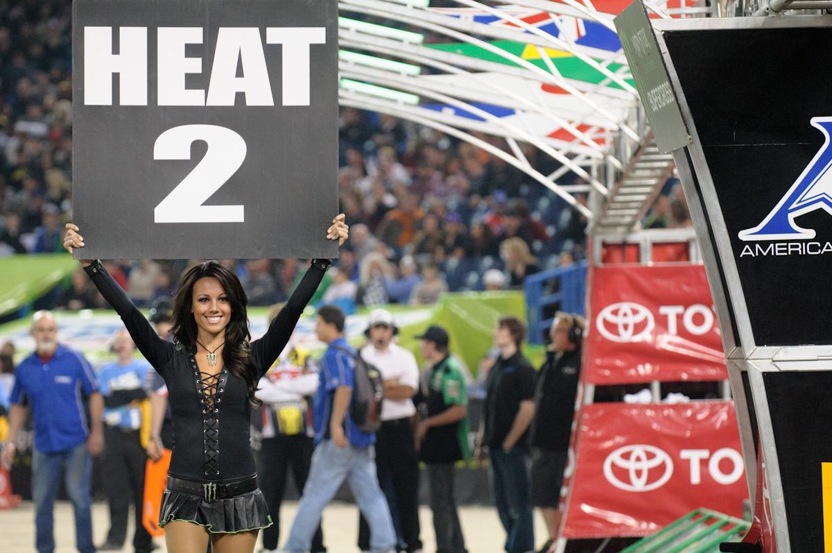 Heat 2!